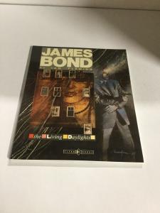 James Bond The Living Daylights Oversized SC Titan Books B8