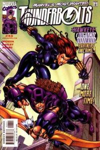 Thunderbolts (1997 series) #43, NM + (Stock photo)