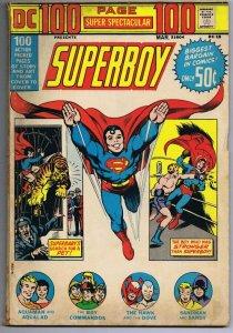 DC 100 Page Super Spectacular #15 ORIGINAL Vintage 1973 DC Comics Superboy
