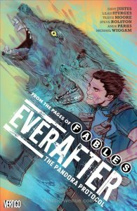 Everafter: From the Pages of Fables TPB #1 VF/NM; DC/Vertigo | save on shipping