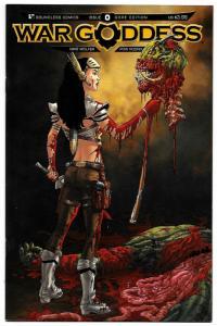 War Goddess #0 Gore Edition (Boundless, 2011) NM-