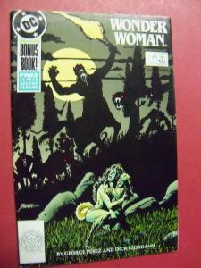 WONDER WOMAN #18 HIGH GRADE BOOK (9.0 to 9.4) OR BETTER 1ST Print 1987