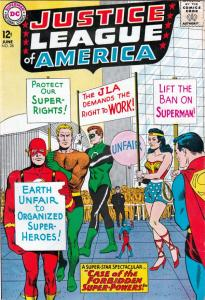 Justice League of America #28 (Jun-64) VF/NM High-Grade Justice League of Ame...