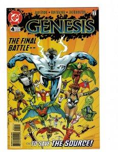 Genesis #4 (1997) SR30