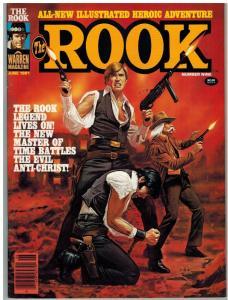 ROOK (1979-1982 WARREN) 9 VF LARKIN CVR; BERMEJO(ROOK), COMICS BOOK