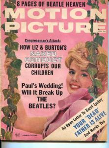 Motion Picture-Connie Stevens-Carol Lynley-Paul McCartney-Beatles-May-1964