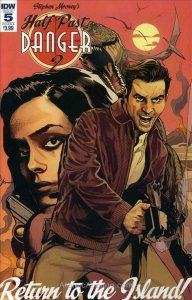 Half Past Danger (2nd Series) #5A FN; IDW | save on shipping - details inside