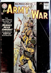 Our Army at War #129 (1963)