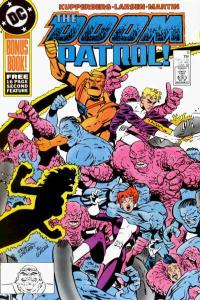 Doom Patrol (1987 series) #9, VF (Stock photo)