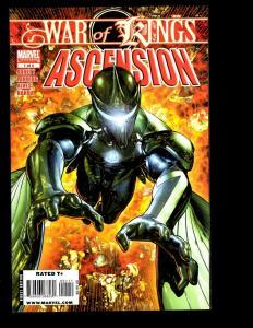 10 War Of Kings Comics Ascension # 1 2 3 4 Darkhawk 1 2 Warriors 1 2 +MORE SM2