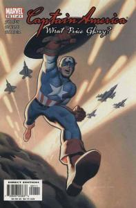 CAPTAIN AMERICA WHAT PRICE GLORY (2003) 1-4  RetroStory