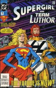 DC SUPERGIRL/LEX LUTHOR SPECIAL #1 VF/NM