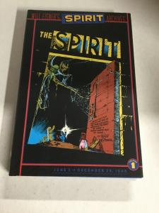 The Spirit Volume 1 Spirit Archives Nm Near Mint DC Comics HC TPB