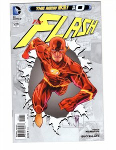 Flash #0 (VF/NM) ID#MBX1