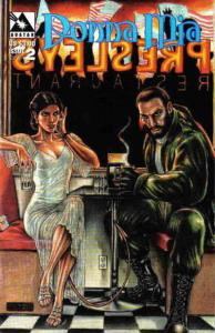 Donna Mia #2A VF/NM; Avatar   save on shipping - details inside