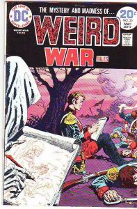 Weird War Tales #25 (May-74) FN/VF High-Grade