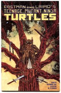 TEENAGE MUTANT NINJA TURTLES #42-1991-later issue-splinter