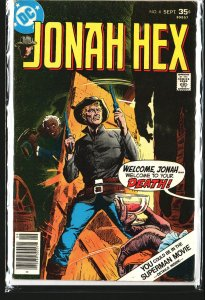 Jonah Hex #4 (1977)