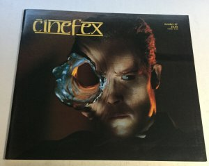 Cinefex 47 Nm Near Mint August 1991