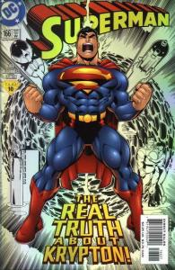 SUPERMAN (1987 DC) #166 NM- A93992
