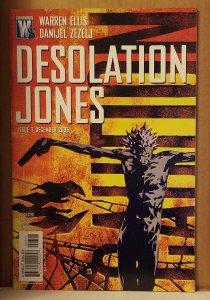 Desolation Jones #7 (2006)