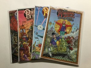 Remarkable Worlds 1-4 1 2 3 4 Lot Run Set Near Mint Nm Paradox Press
