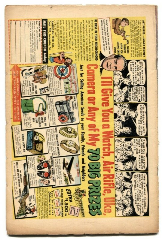 Felix The Cat And His Friends #2 1954 VG