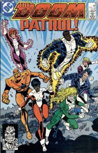 DOOM PATROL #8, NM, Kupperberg, 1987 1988, Robot Man, Chief, more DC in store