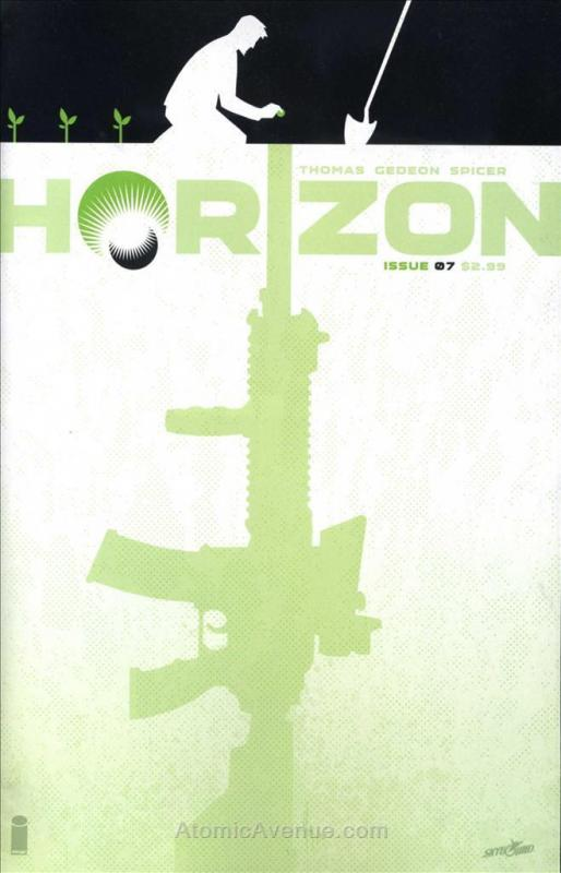 Horizon (Image) #7 VF/NM; Image | save on shipping - details inside