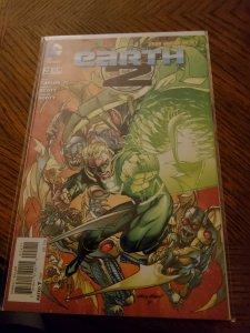 Earth 2 #22 (2014)