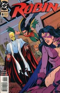 Robin (1993 series) #6, NM (Stock photo)