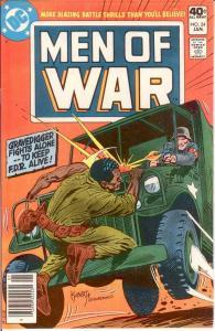 MEN OF WAR (1977-1980) 24 VF-NM Jan. 1980 COMICS BOOK