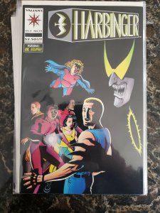 Harbinger #33 Valiant (94) NM+ or Better