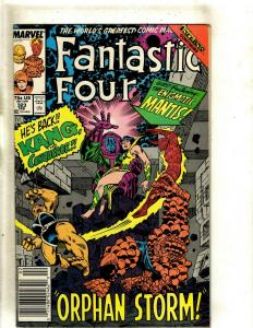 Lot of 8 Comic Books Fantastic Four 323 356 416 X-Men 2 6 7 9 14 J369