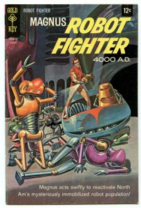 Magnus Robot Fighter 23 Aug 1968 FI- (5.5)