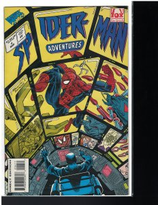 Spider-Man Adventures #4 (Marvel, 1995)