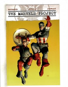 The Marvels Project: Birth of the Super Heroes #1 (2010) OF43