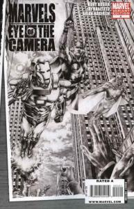Marvels: Eye of the Camera #4A VF/NM; Marvel | save on shipping - details inside