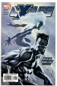 Exiles #25 (Marvel, 2003) VF/NM