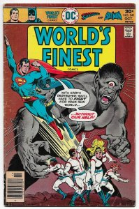 World's Finest #241 Batman | Superman (DC, 1976)