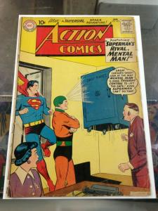 Action Comics 272 GD/GD+  (Jan. 1961)