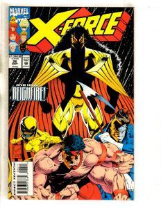 12 X-Force Marvel Comics #26 33 34 35 36 37 38 39 40 41 42 23 Deadpool Cable DB7