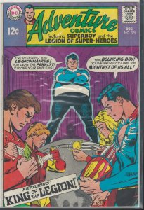 Adventure Comics #375 (DC, 1969)