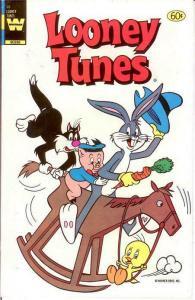 LOONEY TUNES (GOLD KEY/WHITMAN) 46 VF-NM   1982 BUGS BU COMICS BOOK