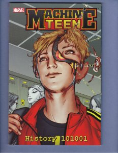 Machine Teen TPB Graphic Novel Marvel 2012