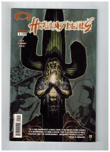 Heavens Devils # 1 NM Image Comic Books Jai Nitz And Zach Howard WOW!!!!!!!! SW1