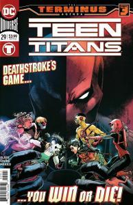 Teen Titans #29 Main Cvr (DC, 2019) NM
