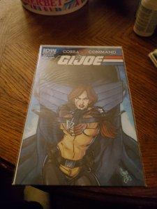 G.I. JOE COBRA COMMAND #12