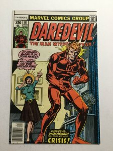Daredevil 151 Very Fine+ Vf+ 8.5 Marvel