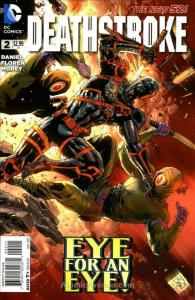 Deathstroke (2nd Series) #2 VF/NM; DC | save on shipping - details inside